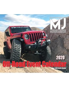 2020 ModernJeeper Off-Road Event Calendar