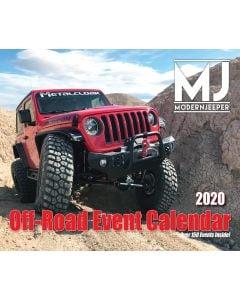 2020 ModernJeeper Off-Road Event Calendar
