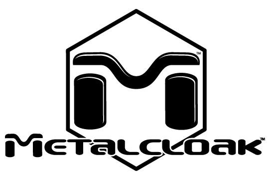 M.V.P. (Metalcloak Vented Panel), Aluminum, Pair