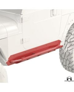 Rocker Rail, Pair, YJ/CJ-7