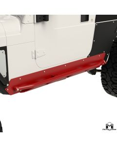 Rocker Rail, Pair, TJ Unlimited/LJ and CJ-8