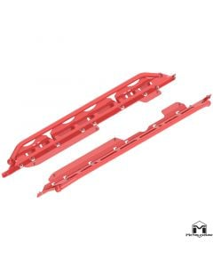 Overline Rocker Rail, Pair, JL, 4-Door