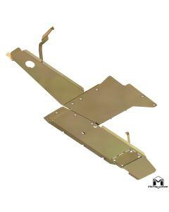 UnderCloak Integrated Armor System, JL Wrangler, 2.0L, Non-eTorque