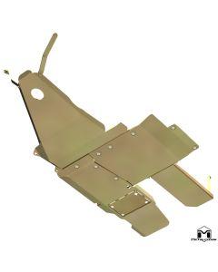 UnderCloak Integrated Armor System, JL Wrangler, 2-Door, 3.6L, e-Torque