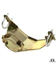 JL Wrangler M220 Rear Differential Skid Plate (DSP)