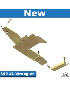 UnderCloak Integrated Armor System, JL Wrangler, 392