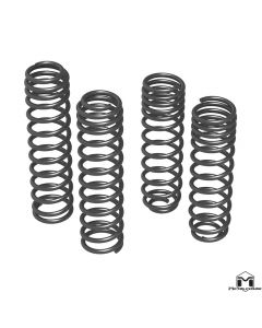"JK Wrangler 4 Door, 4.5"" True Dual-Rate Coils Set"