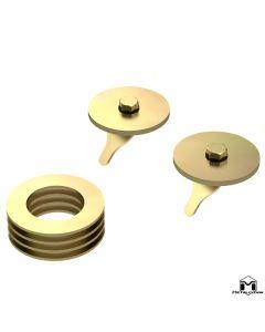 JK Wrangler Rear Coil Spring Spacer & Retainer Kit