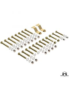 Grade-8 Suspension Hardware Upgrade Kit, JK Wrangler