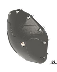 JL Wrangler | JT Gladiator Rear Diff Cover [M220 | 3rd Gen D44] Rubicon Edition