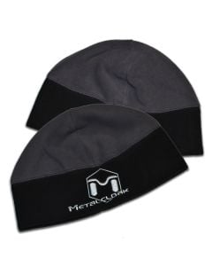 MetalCloak Micro Fleece Two Tone Beanie
