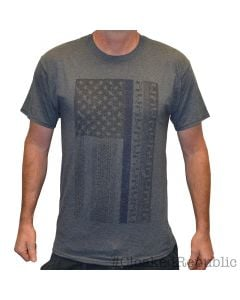 #CloakedRepublic, Thin Blue Line Flag, Super Soft Tee