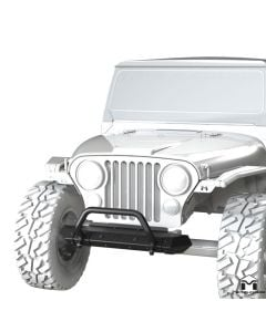 Frame-Built Bumper #230001, CJ