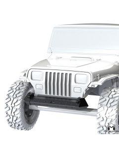 Frame-Built Bumper #231000, YJ