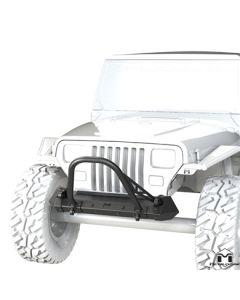 Frame-Built Bumper #231002, YJ