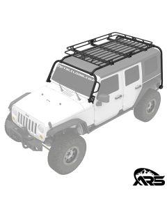 Jeep JK 4-Door Wrangler Overland Cargo Rack System