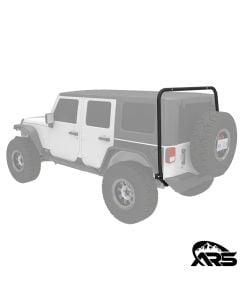 Jeep JK Wrangler Rear Hoop for Overland Cargo Rack