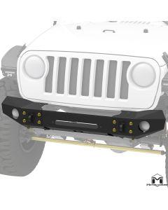 Frame-Built Bumper #2400, JL Wrangler, JT Gladiator