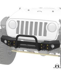 Frame-Built Bumper #2401, JL Wrangler, JT Gladiator