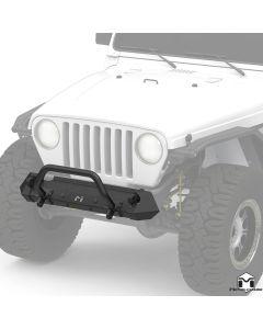 Frame-Built Bumper #231001, TJ