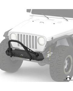 Frame-Built Bumper #231002, TJ