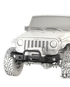 Frame-Built Bumper #1401, JK Wrangler