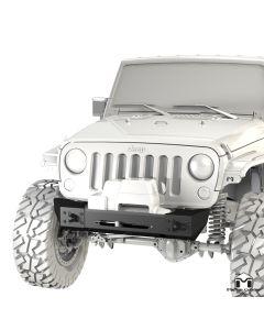 Frame-Built Bumper #1200, JK Wrangler