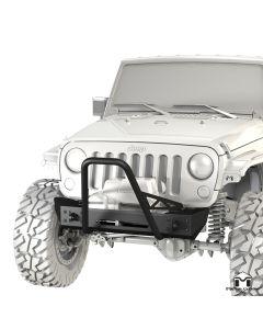 Frame-Built Bumper #1202, JK Wrangler
