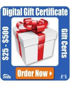 Metalcloak Gift Certificate - Digital Gift Certificate - KM Safari Gift Certificate - Adventure Rack Gift Certificate