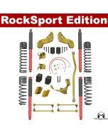 "JK Wrangler Overland Sport Suspension, 2.5""/3.5"", RockSport Edition"