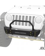 Frame-Built Bumper #2204, JL Wrangler, JT Gladiator