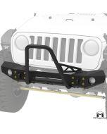 Frame-Built Bumper #2402, JL Wrangler, JT Gladiator